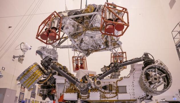 NASA відклало запуск марсохода