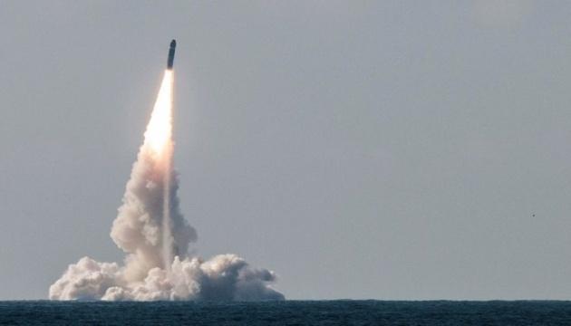 Франція запустила балістичну ракету з атомної субмарини