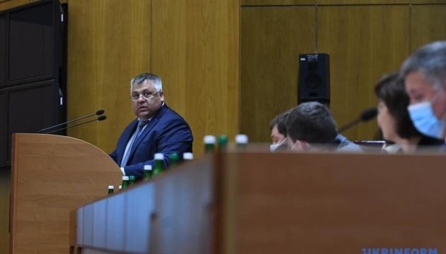 Заступник глави ОП представив нового очільника Запорізької області