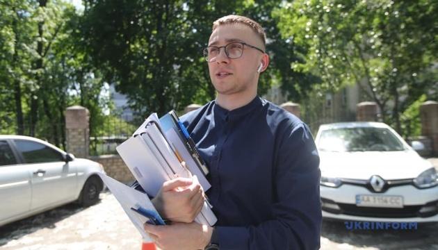 Українці Португалії висловили підтримку активісту Стерненку