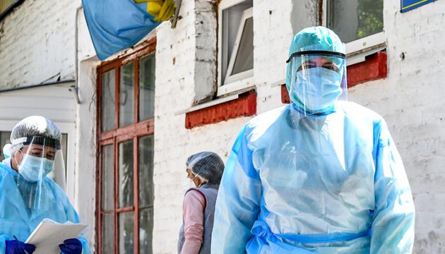 Covid-19 : l'Ukraine enregistre un nouveau record pour le troisième jour consécutif