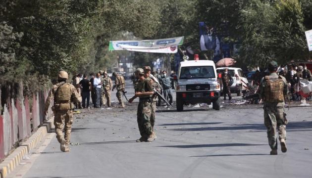 В афганской мечети подорвали взрывчатку, есть погибшие