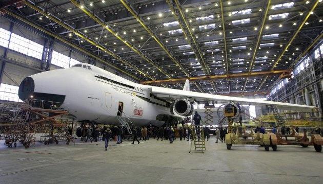 Antonov está negociando con varios países sobre la construcción de aviones