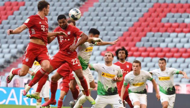«Баварія» перемогла і знову випереджає «Боруссію» Д на 7 очок