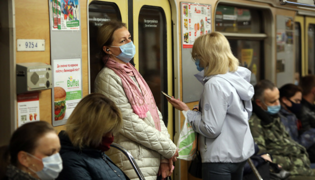 Highest incidence of COVID-19 cases recorded in three regions, Kyiv city