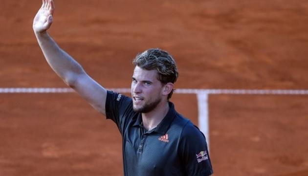 Теніс: Тім став чемпіоном виставкового турніру серії Adria Tour в Сербії