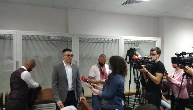 Справа Стерненка: у суді виступили Супрун, Жемчугов і Балух