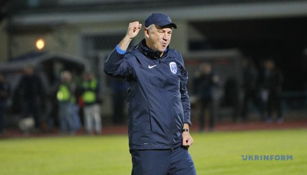 Олександр Рябоконь став кращим тренером 26-го туру УПЛ