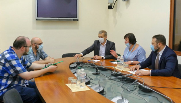 Чиновники обсудили с инвесторами проблемы Укрбуда