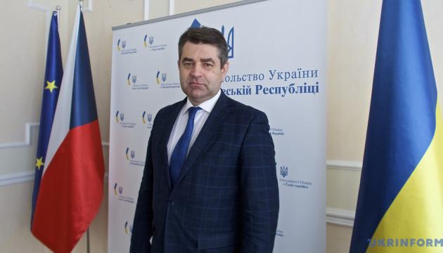 Чехія прийматиме на лікування українських військових — посол