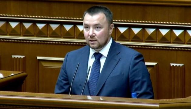 """Новий депутат від """"Слуги народу"""" склав присягу у Раді"""