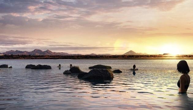 В Ісландії з'явиться геотермальна лагуна з океанським краєвидом