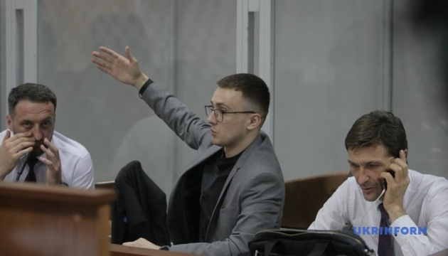 В одеському суді допитали дівчину Стерненка і ще двох свідків