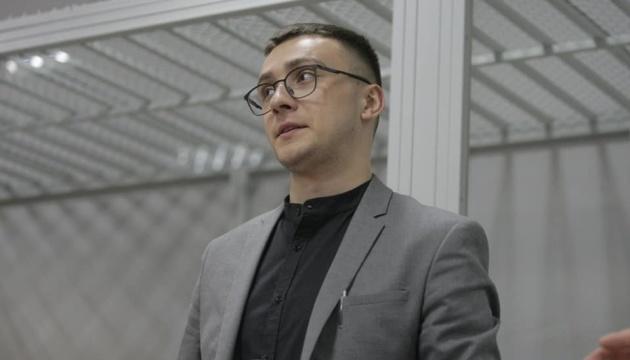 В ОП вважають, що офіційну реакцію Президента на справу Стерненка будуть сприймати як тиск