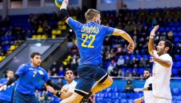 Гандбол: у відборі Євро-2022 Україна гратиме з росіянами в Білорусі