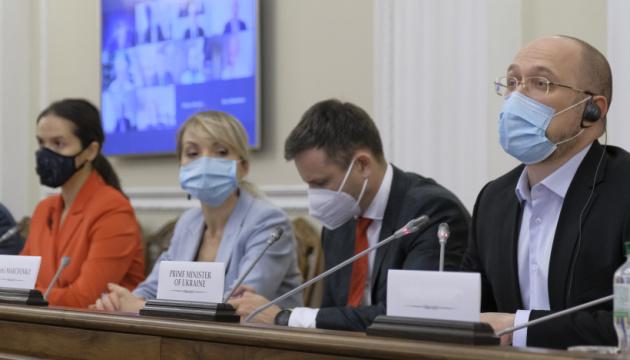 Шмигаль обговорив з ЄБРР інвестиції в будівництво українських доріг