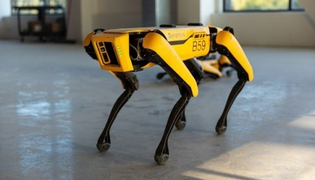 Робопсов Boston Dynamics начали продавать по цене $74,5 тысячи