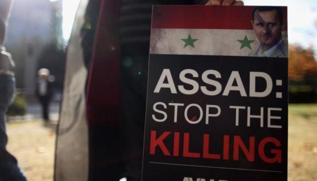 США вводят новые санкции против режима Асада