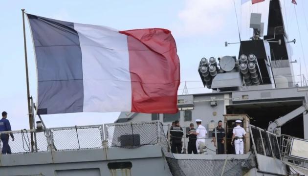 Париж засудив дії турецьких ВМС, які перешкоджали місії французького фрегата