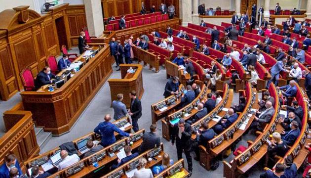 Рада ухвалила у першому читанні законопроєкт про референдум