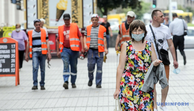 Salud: Seis regiones de Ucrania no están listas para relajar la cuarentena