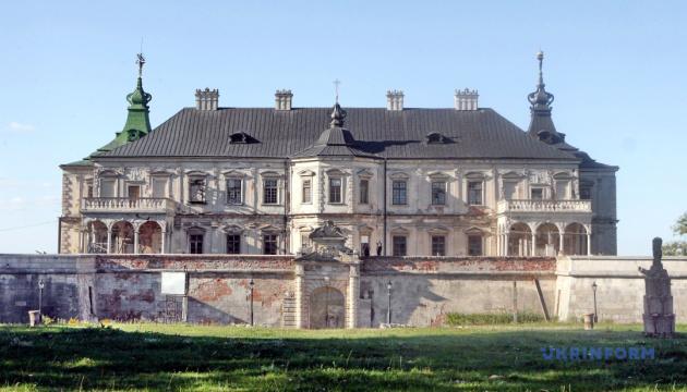 МКИП вернуло под свое управление три замка и еще ряд объектов - Ткаченко
