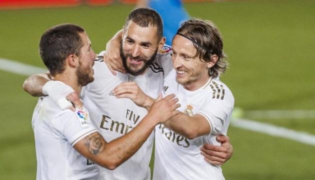 Ла Ліга: «Реал» обіграв «Валенсію»