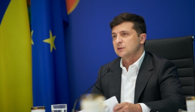 Ceasefire in non-government-controlled territory depends on Russia – Zelensky