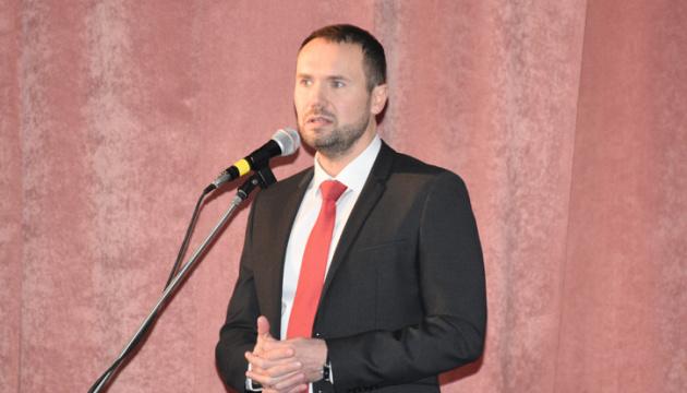 Serhiy Chkarlet nommé ministre de l'Éducation de l'Ukraine par intérim