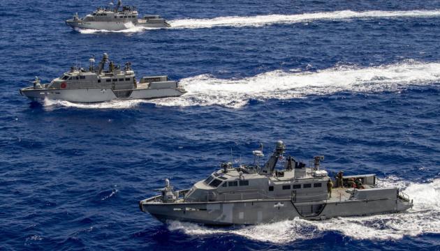 США схвалили продаж Україні патрульних катерів Mark VI