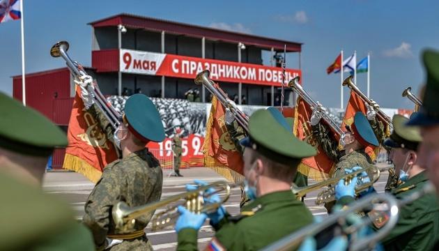 Парад у Москві як тест для лідерів Європи