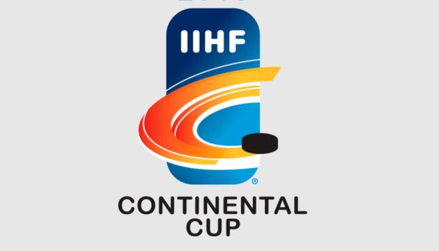 Хокей: стали відомі суперники українців у Континентальному кубку IIHF