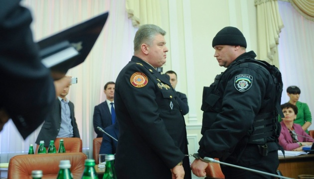 Верховний суд поновив Бочковського на посаді глави ДСНС