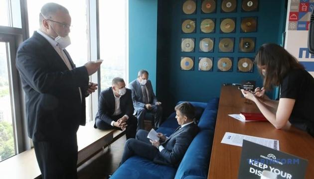 Шестеро мерів презентували нову політичну партію
