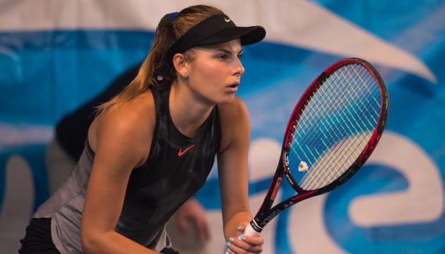 Zavatska gana el mini-torneo de tenis en Francia
