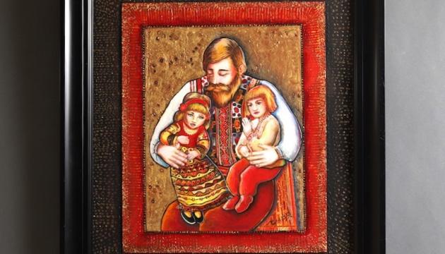 В Едмонтоні пропонують українські сувеніри до Дня батька