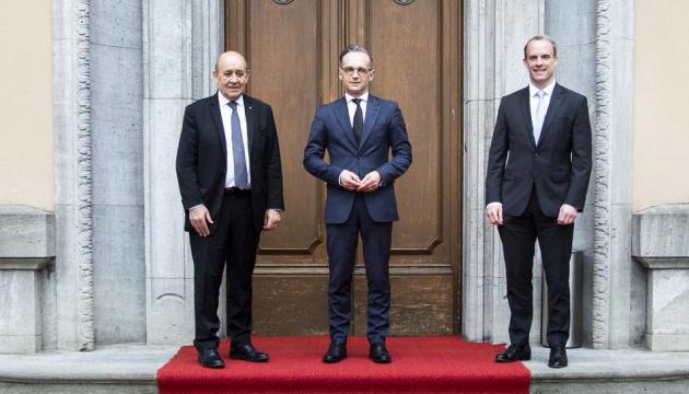 Три країни ЄС закликають Іран повернутись до виконання ядерної угоди