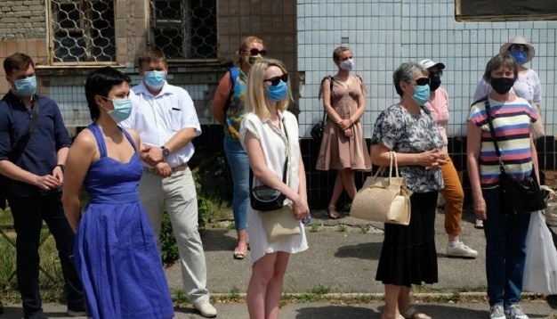 Health Ministry: Kyiv city, eight regions not ready to ease lockdown measures