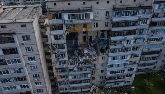 Взрыв на Позняках в Киеве: спасли уже трех человек
