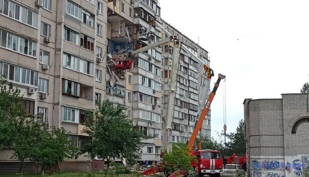 Вибух на Позняках: до кінця року планують демонтувати конструкції будинку