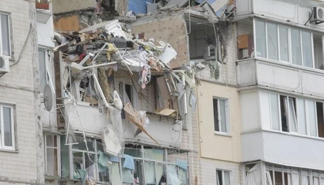 Взрыв на Позняках: Зеленский говорит, что все пострадавшие семьи получили квартиры