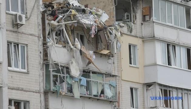 Взрыв на Позняках: жители дома начали получать помощь на ремонт нового жилья