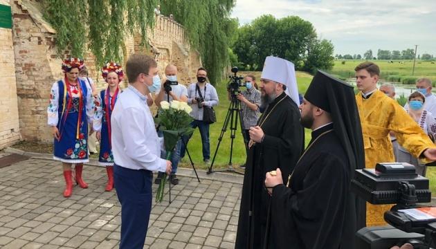 На Рівненщині вшанували героїв Берестецької битви