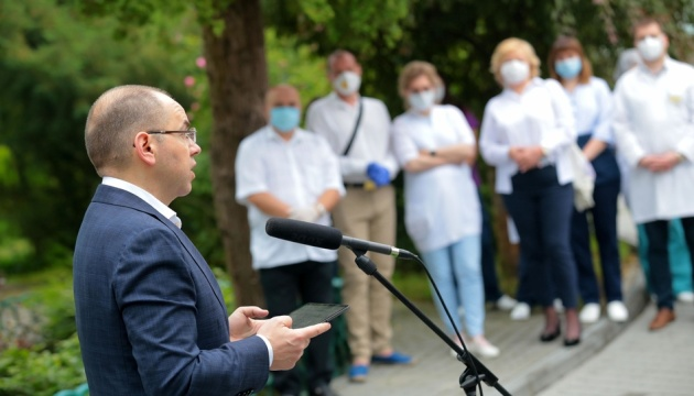 Kharkiv, Kyiv remain leaders in number of daily COVID-19 cases