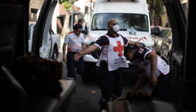 Мексика перетнула поріг у мільйон випадків коронавірусу