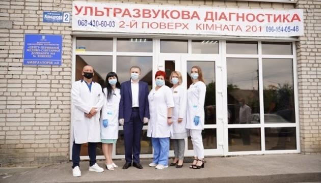 Міський голова Вінниці: «Важливо надавати якісну медичну послугу на першому етапі»