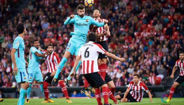 Ла Ліга: «Барселона» сьогодні зіграє з «Атлетіком»