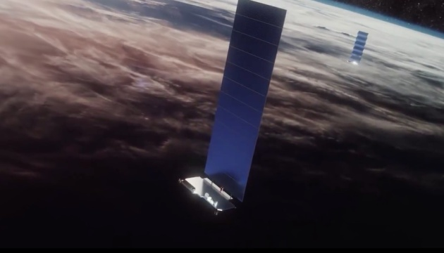 SpaceX відклав запуск нової партії супутників Starlink через негоду