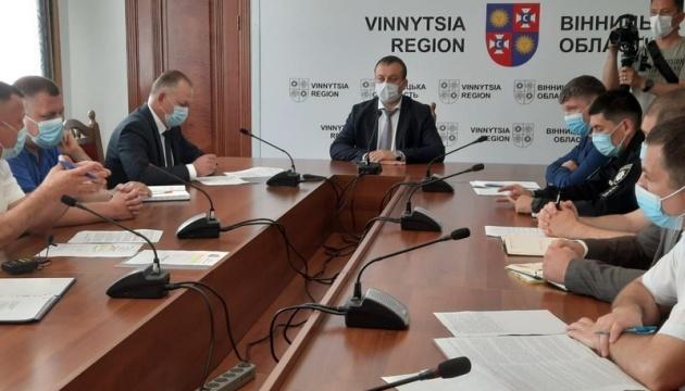 Голова Вінницької ОДА: «Ми зможемо навести лад у сфері пасажирських перевезень в області»