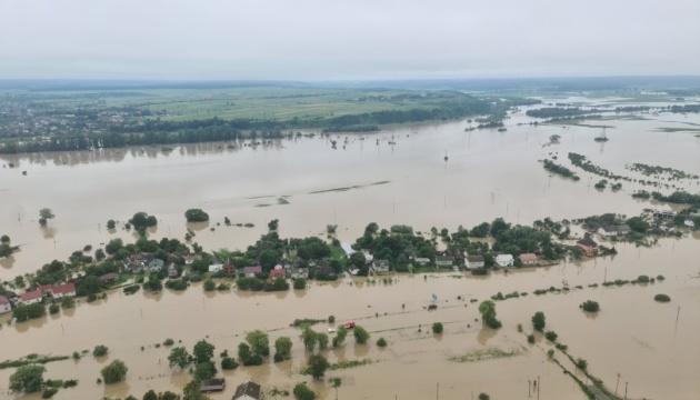 Евросоюз намерен как можно скорее помочь Украине бороться с наводнением